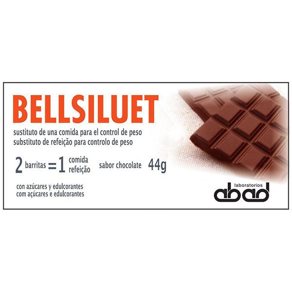 BELLSILUET Barrita Snack CHOCOLATE (44 g)