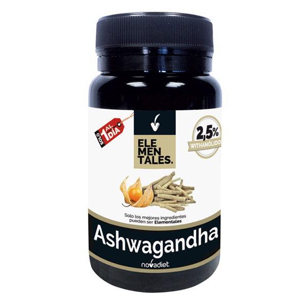 ASHWAGANDHA  400 mg (30 cápsulas)