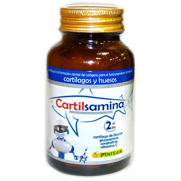 CARTILSAMINA (80 cápsulas)