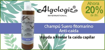 CHAMPÚ Algas Anti-Caída (300 ml.)