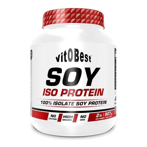 SOY ISO Protein - Vainilla (2Lb)