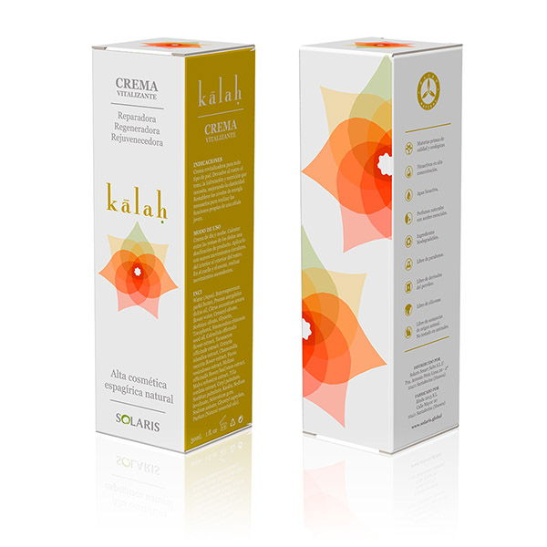 Crema vitalizante KALAH (30 ml)
