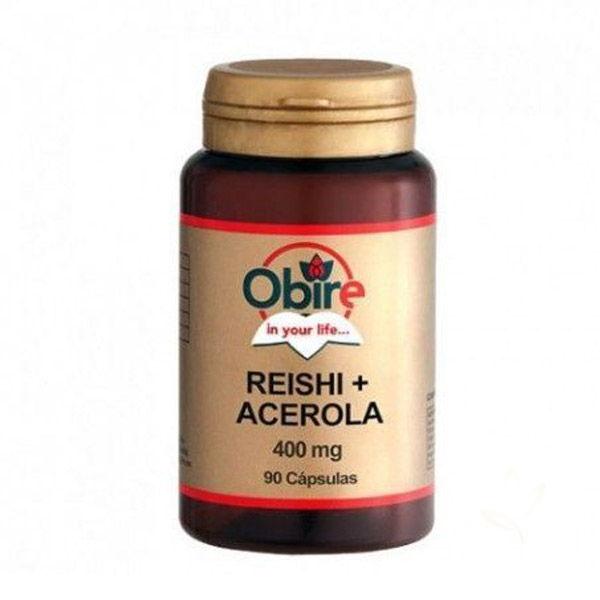 REISHI + ACEROLA (90 cápsulas)