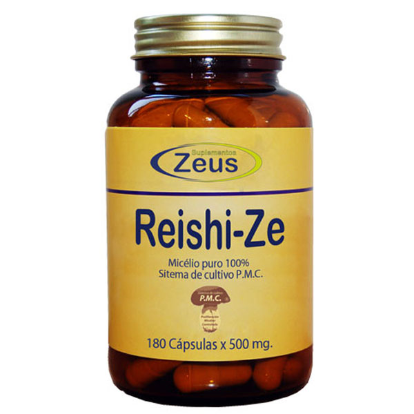 HONGO Reishi-Ze (180 cápsulas)