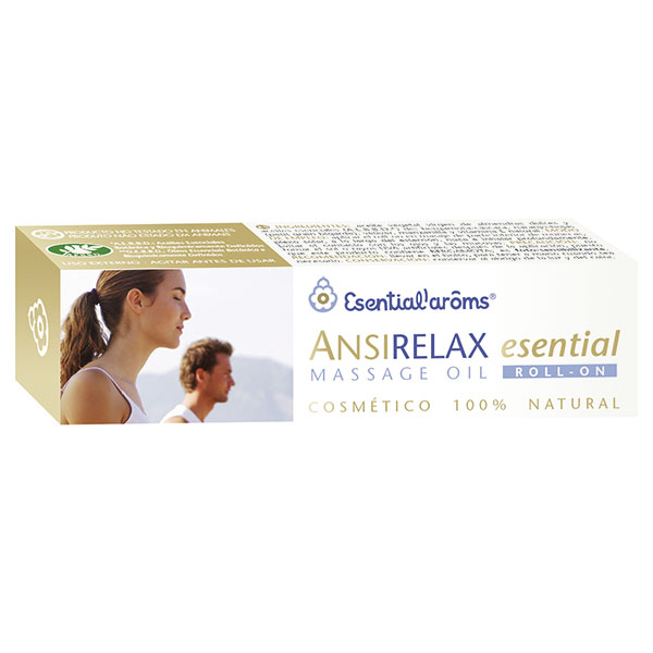 ANSI-RELAX Roll-on (10 ml.)