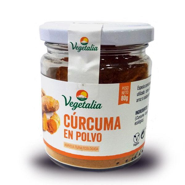 CURCUMA bio (80 gr.)