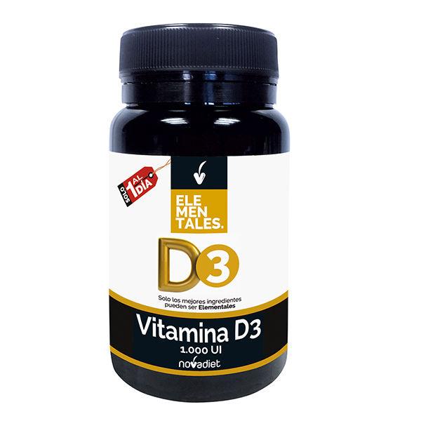 VITAMINA D3 1000 UI (120 comprimidos)