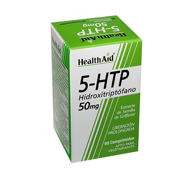 5-HTP (5-hidroxitriptofano) 50 mg. (60 compr.)