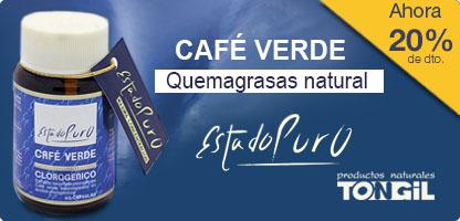 CAFÉ VERDE - Estado Puro (60 cápsulas)