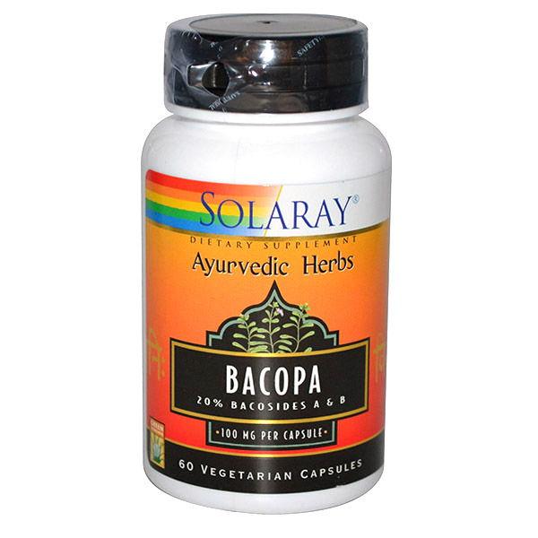 BACOPA 100 mg. (60 cápsulas)