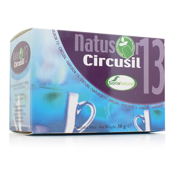 Natusor 13-CIRCUSIL (20 filtros)