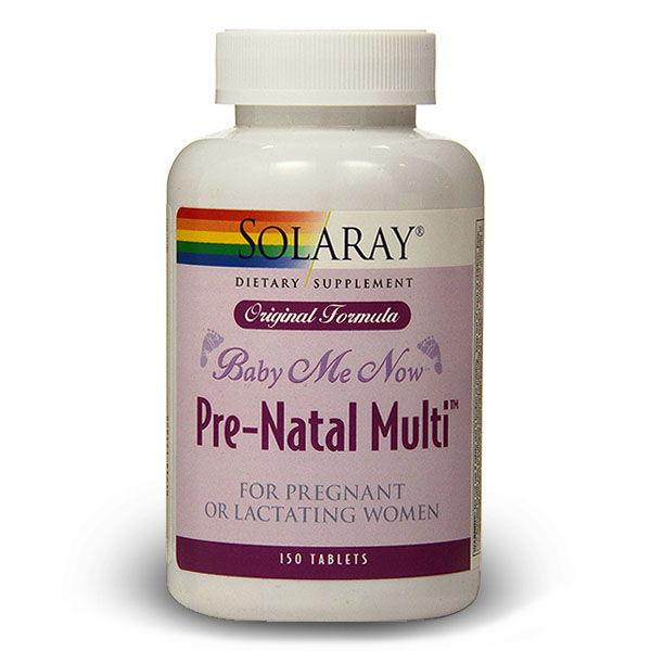 BABY ME NOW Pre-Natal Multi (150 comprimidos)