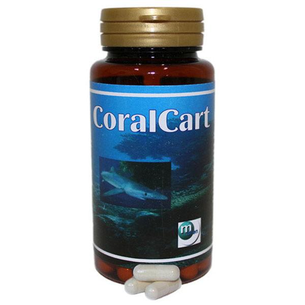 CORALCART (60 cápsulas)