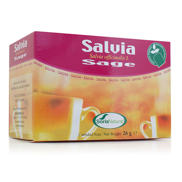 SALVIA (20 filtros)