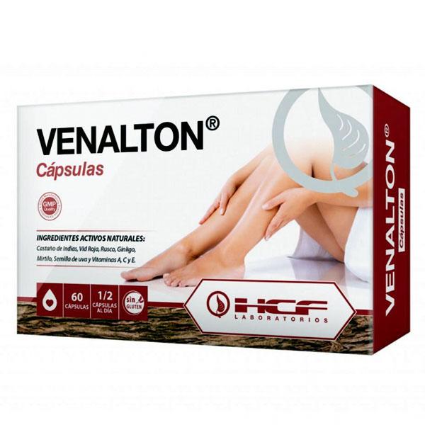 VENALTON (60 cápsulas)