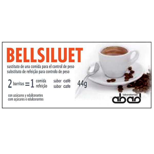 BELLSILUET Barrita Snack CAFE (44 g)