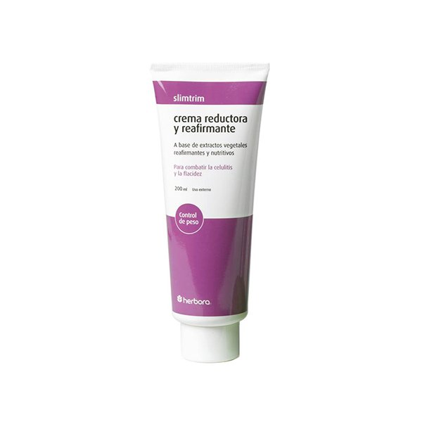 CREMA Reductora y reafirmante (Tubo 200 ml.)