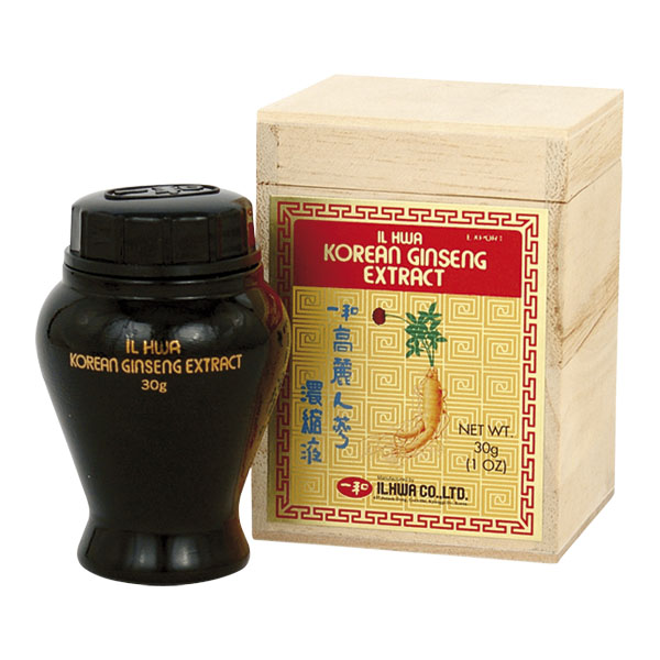 EXTRACTO DE GINSENG IL HWA (30 gr.)