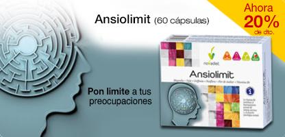 ANSIOLIMIT (60 cápsulas)