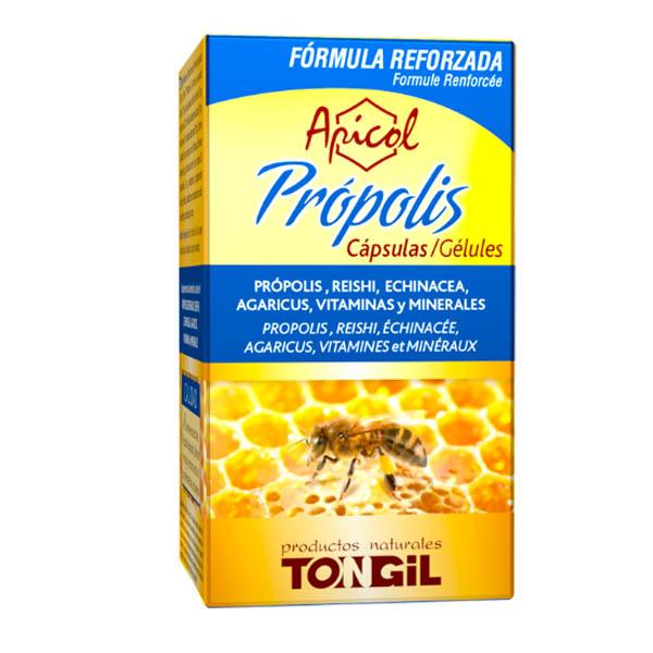 APICOL Própolis (40 perlas)