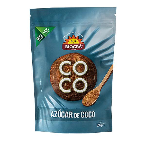 AZÚCAR DE COCO bio (350 g)