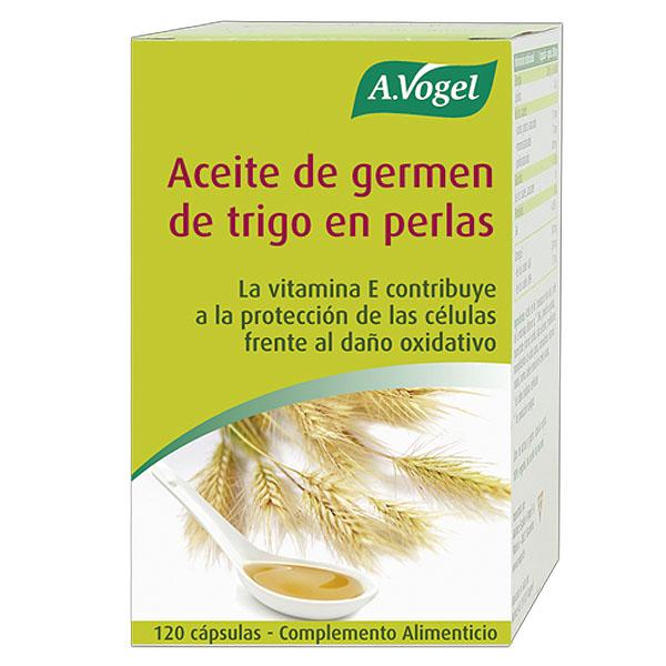 ACEITE de Germen de trigo (120 perlas)