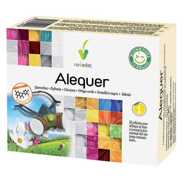 ALEQUER (60 cápsulas)