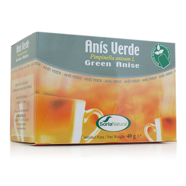 ANIS VERDE (20 filtros)