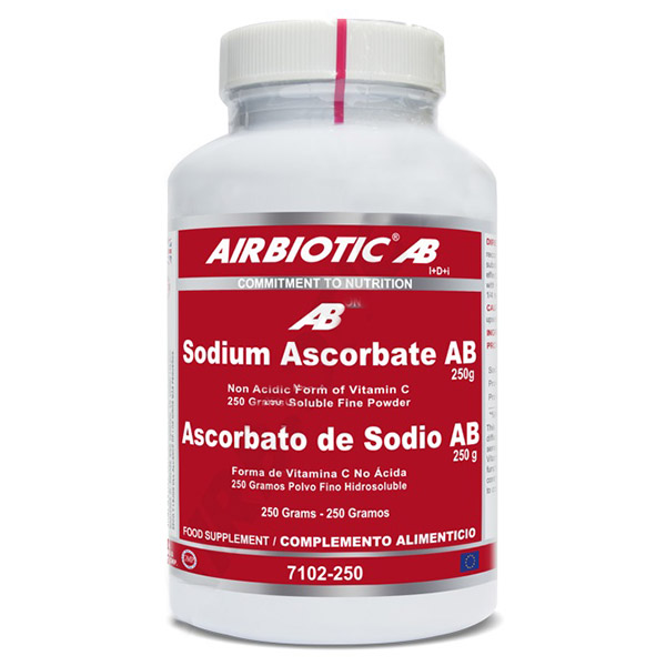 ASCORBATO DE SODIO AB (250 g)