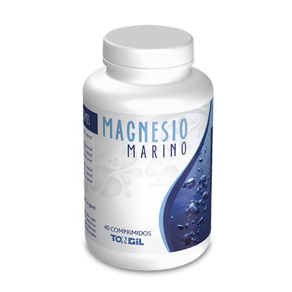 MAGNESIO MARINO (40 comprimidos)
