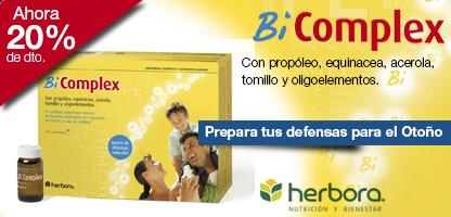 BI COMPLEX (20 viales)
