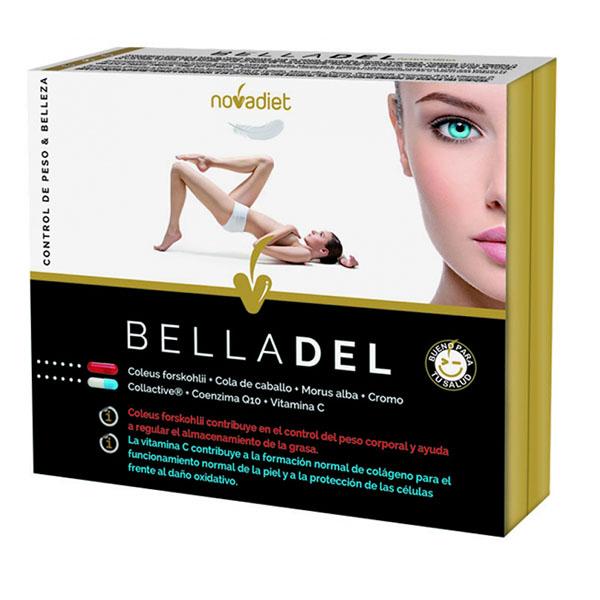 BELLADEL (60 cápsulas)