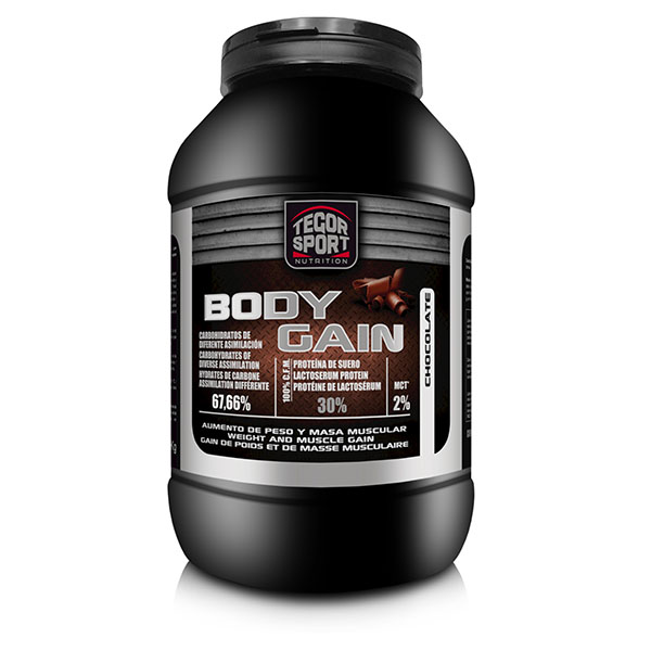 BODY GAIN Chocolate (2kg.)