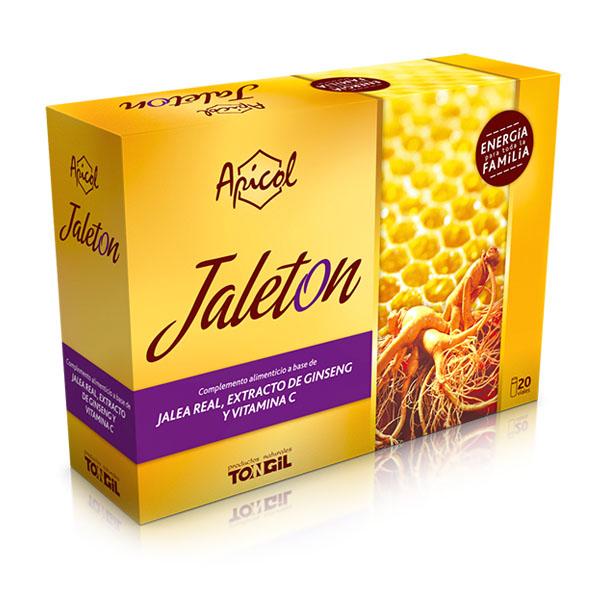 APICOL Jaletón (20 viales)
