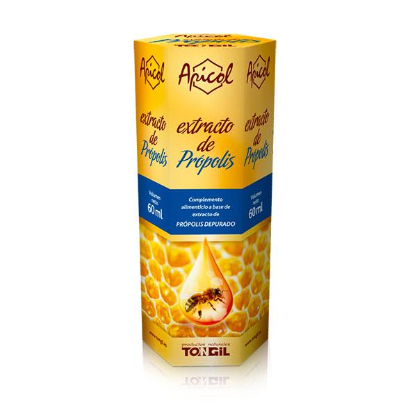 APICOL EXTRACTO de Própolis (60 ml.)