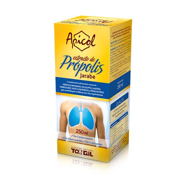APICOL JARABE EXT. Própolis (250 ml.)