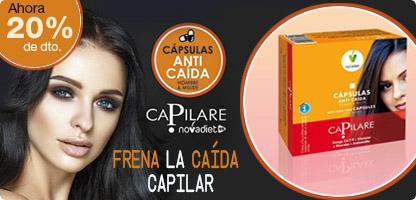 CAPILARE (60 cápsulas anti-caida)