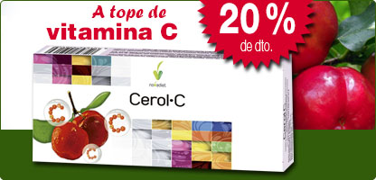 CEROL-C  Vitamina C (30 compr.)