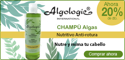 CHAMPÚ Algas Nutritivo - Anti-rotura (300 ml.)