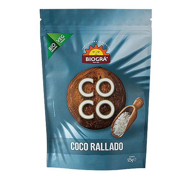 COCO RALLADO BIO (150 g)