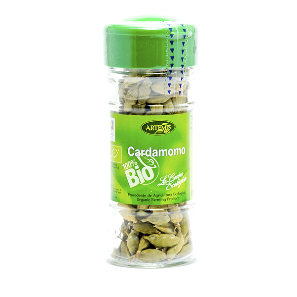 CARDAMOMO GRANO Bio (25 gr.)