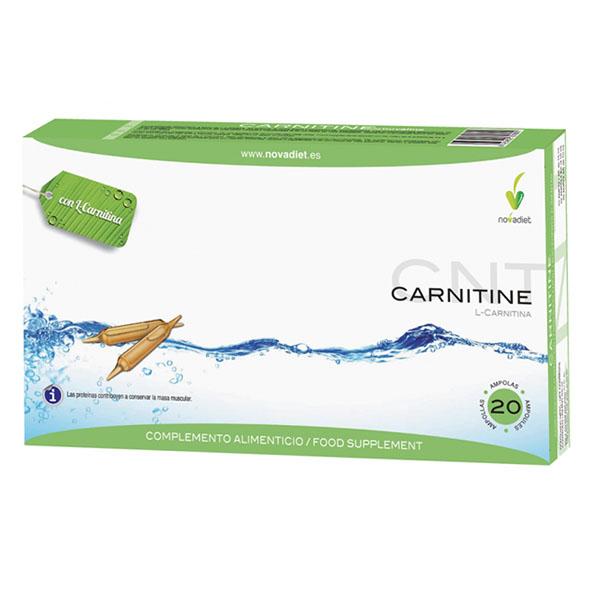 L-CARNITINA (20 ampollas)