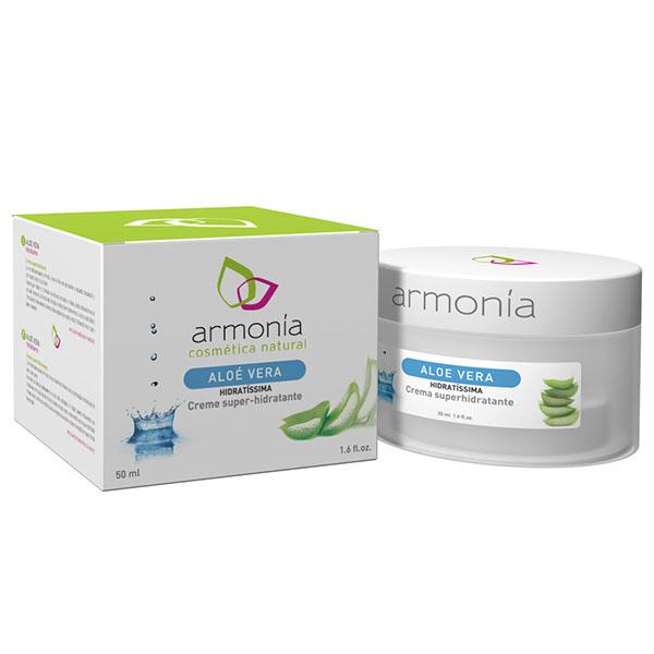CREMA HIDRATISIMA de Aloe Vera (50 ml.)