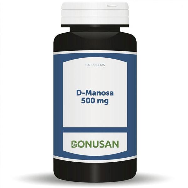 D-MANOSA 500 Mg. (120 compr.)