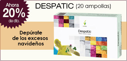 DESPATIC (20 ampollas)