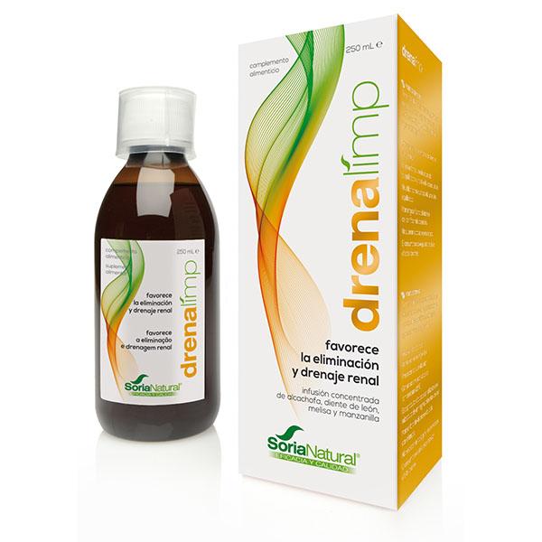 DRENALIMP jarabe ( 250 ml.)