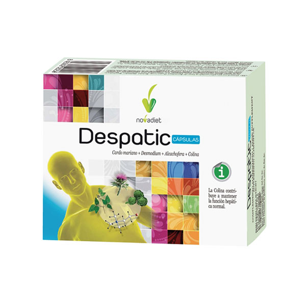 DESPATIC (60 cápsulas)
