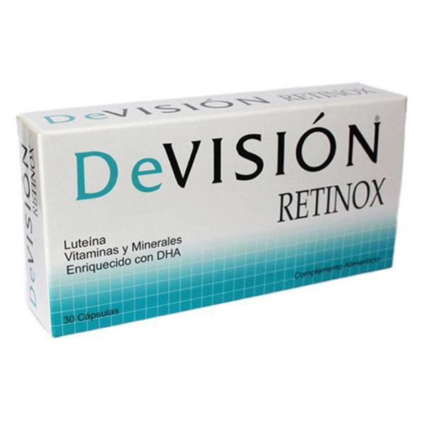 DeVISIÓN Retinox (30 cápsulas)