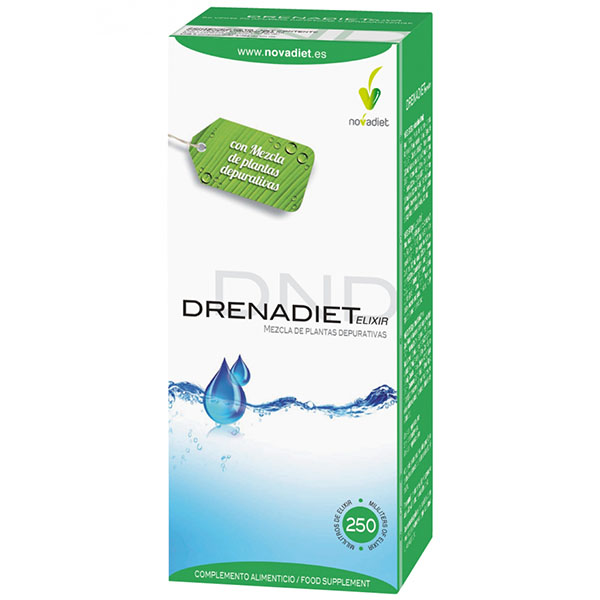 DRENADIET  jarabe (250 ml.)