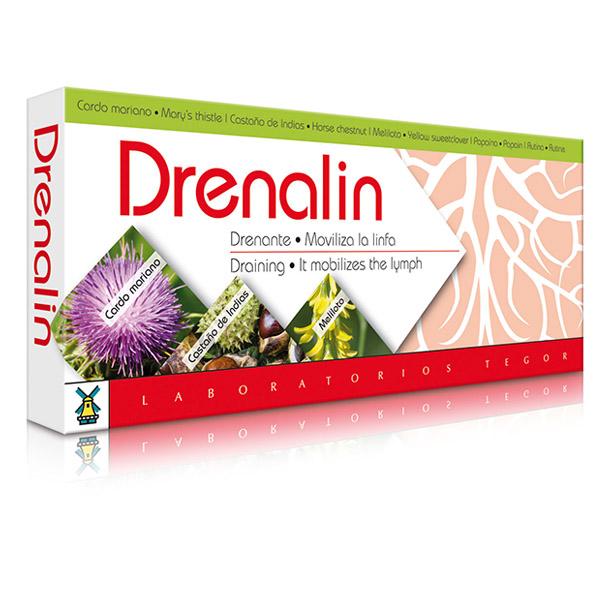 DRENALIN (10 viales)